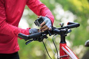 action cam halterung fahrrad