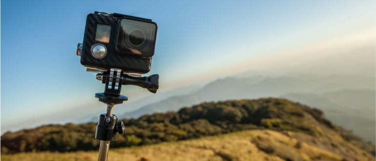 action cam test