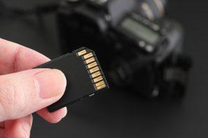 Digitalkamera SD Karte speichern Speicherkarte