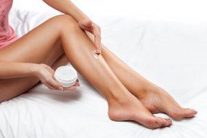 Epilierer Pfelgecreme Hautirritationen vermeiden