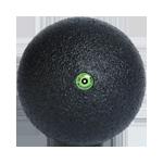 Faszienrolle Black Roll mit Ball