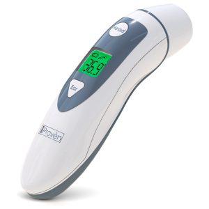 Fieberthermometer iProven Infrarotthermometer Schnelligkeit messen
