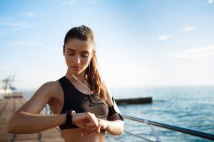 Fitness-Armband Grundfunktion Uhr günstig kaufen