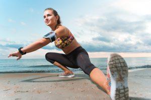 Fitness-Armband Motivation Sport