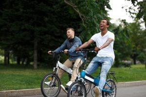 eBike Pedelec oder Bike Straßenverkehr