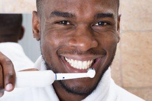 elektrische Zahnbürste Rotationszahnbürste
