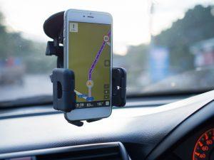 navigationsgeräte auto smartphone