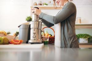 küchenmaschine obst gemüse verwerten Suppe smoothie