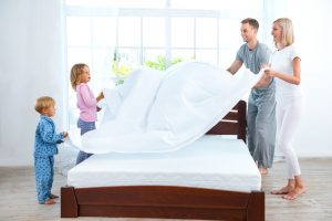 matratzenschoner gegen schweiß milbenschutz