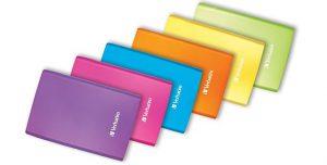 externe Festplatte farben bunt