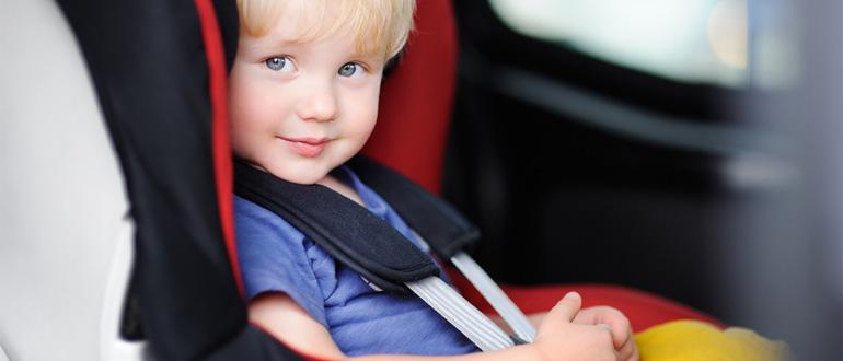 Kindersitz-Sicherheit